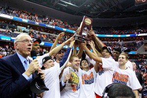 Syracuse with Regional Trophy