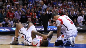 Chane Behanan and Peyton Siva