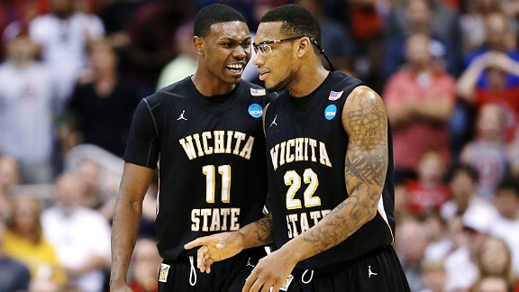 Cleanthony Early and Carl Hall