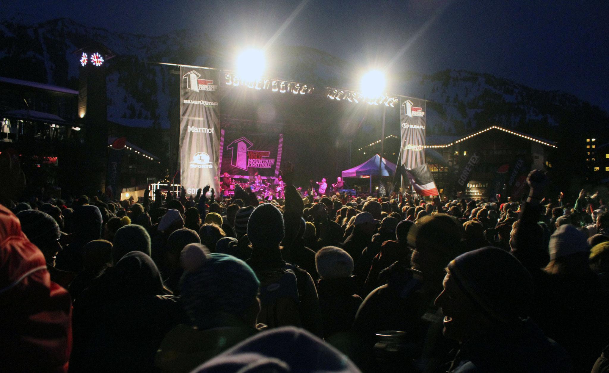 Mountain Festival; Jackson Hole, Wyo.