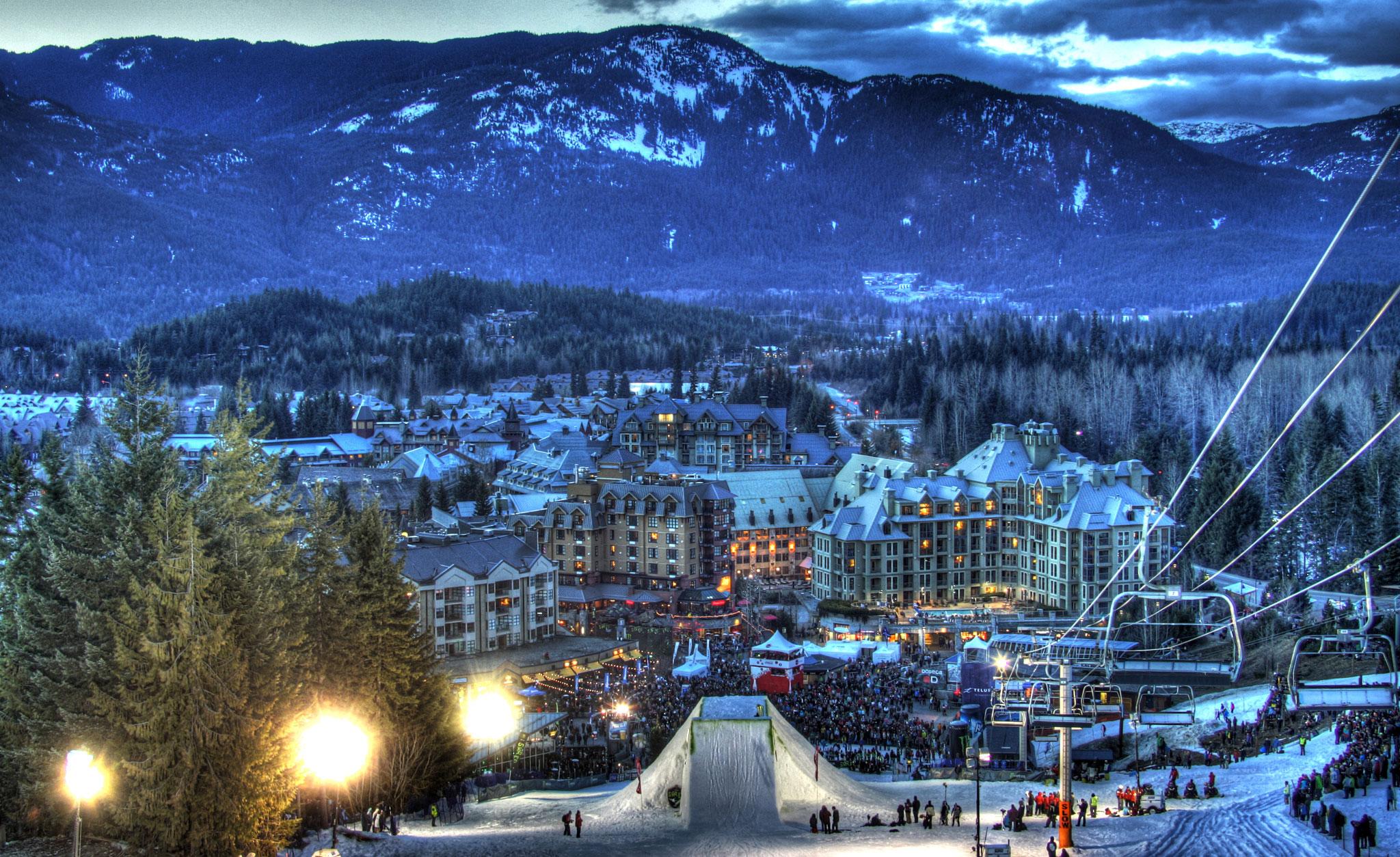WSSF; Whistler, BC