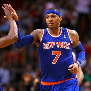 Melo's magical night in Miami - Knicks Blog - ESPN