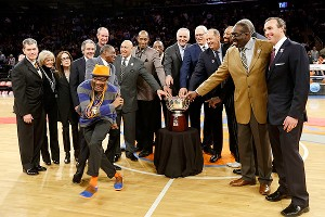 New York Knicks championship team from 1972-73