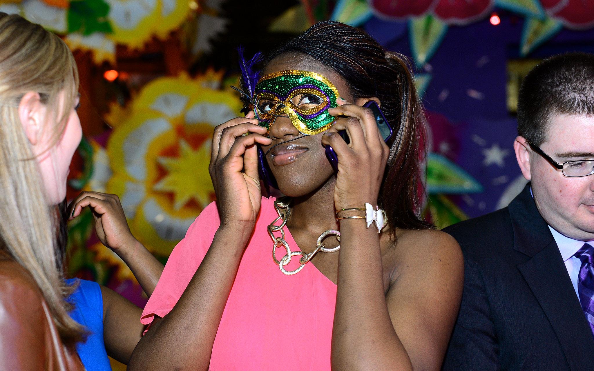 Masked Markisha