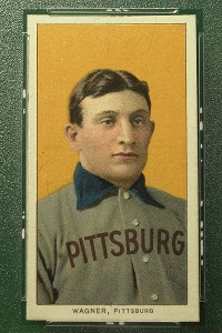 Image result for honus wagner card