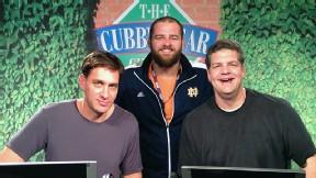 Mike Greenberg, Mike Golic, and Mike Golic Jr.