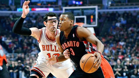 Bulls vs. Raptors