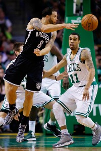 Deron Williams, Courtney Lee