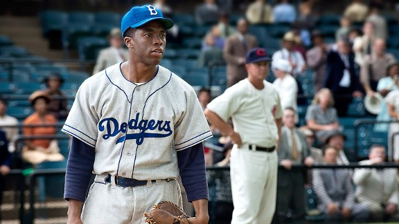 Dodgers jersey in 42