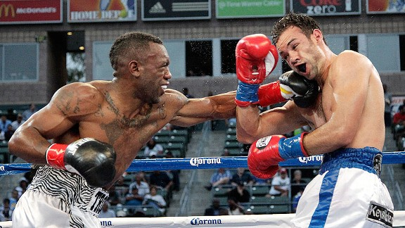 Delvin Rodriguez is looking for another title opportunity after losing against Austin Trout last year.