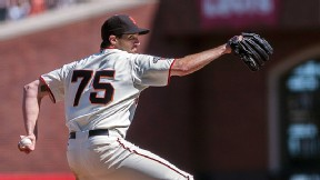 Giants formally part ways with veteran Zito