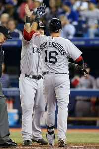 Will Middlebrooks, Mike Napoli