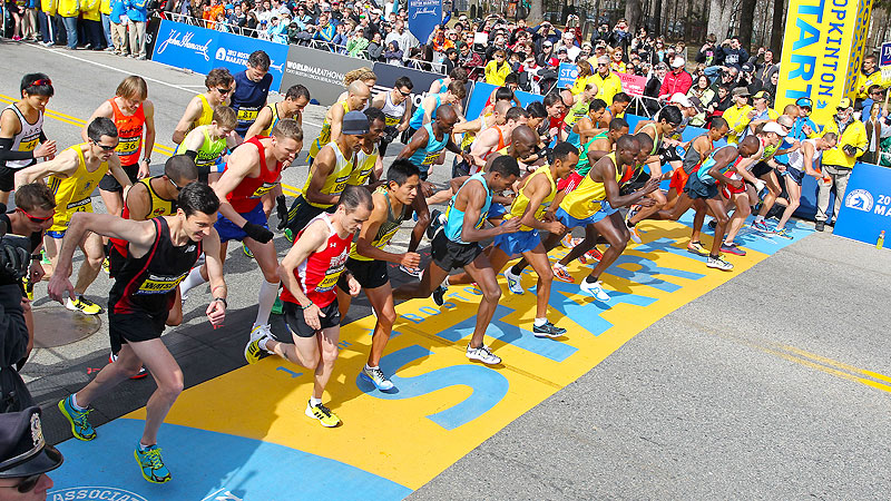 Boston Marathon | April 21