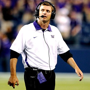 Washington's Justin Wilcox