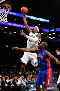 Gerald Wallace, Rodney Stuckey