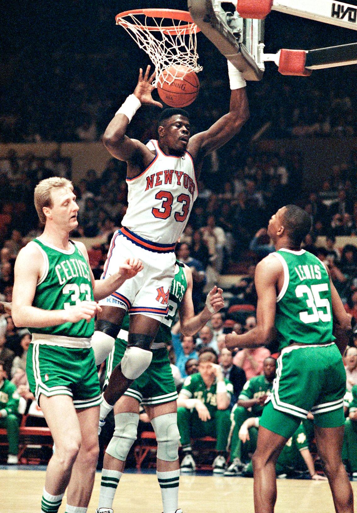 Nba Basketball New York Knicks: No. 6: Celtics Vanquished