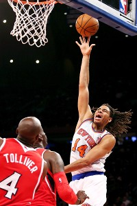 Chris Copeland, Anthony Tolliver