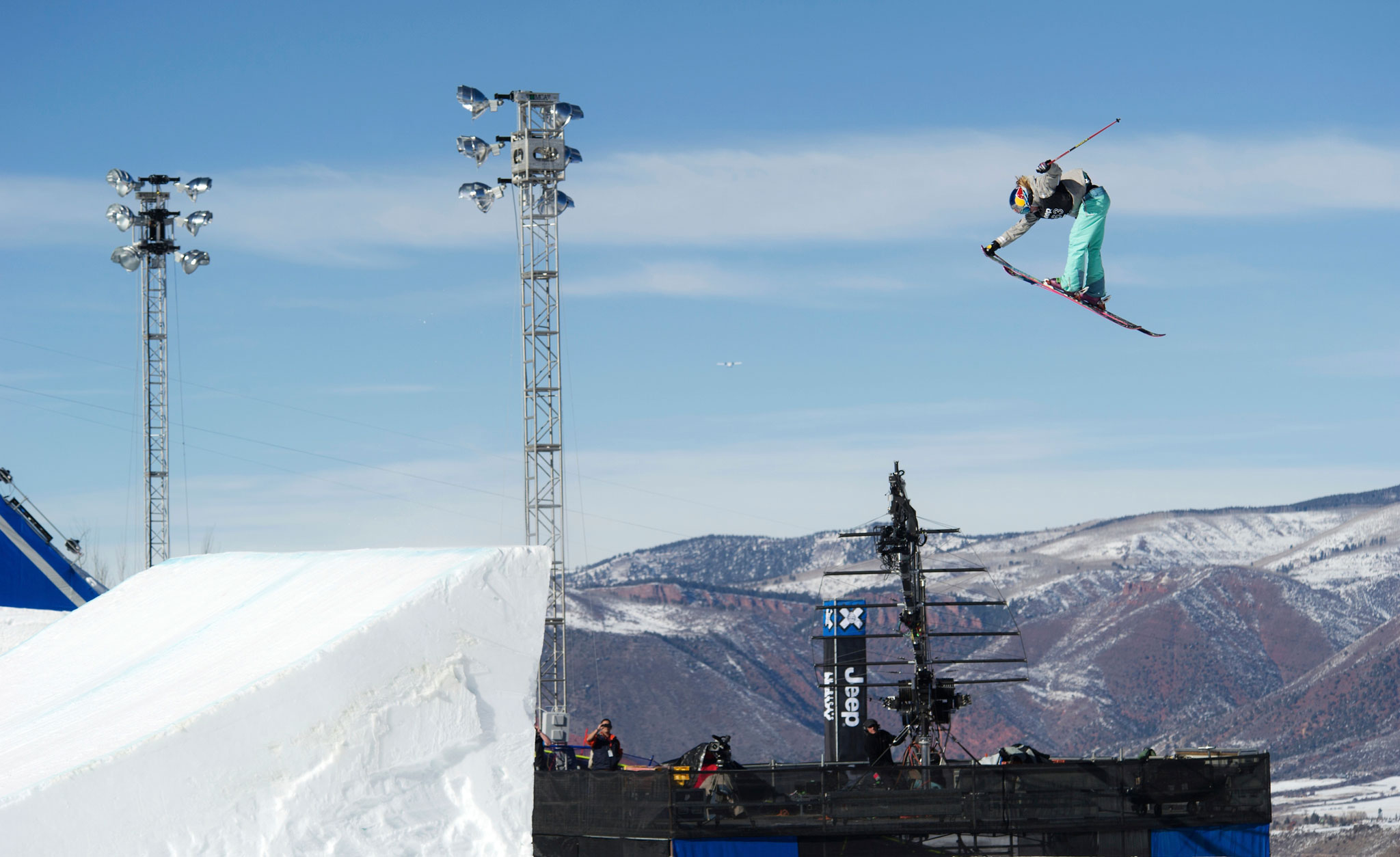 Grete Eliassen last competed at the X Games in 2011.