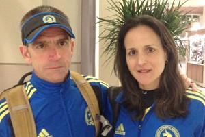 Abraham Rodriguez and Maria Matheus