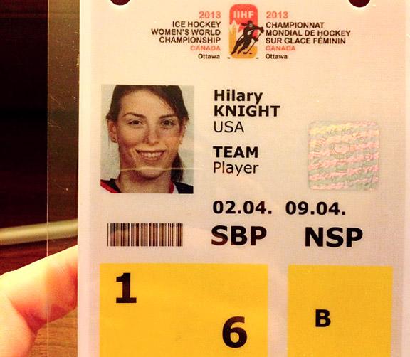 Hilary Knight
