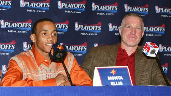 Monta Ellis and Chris Mullin