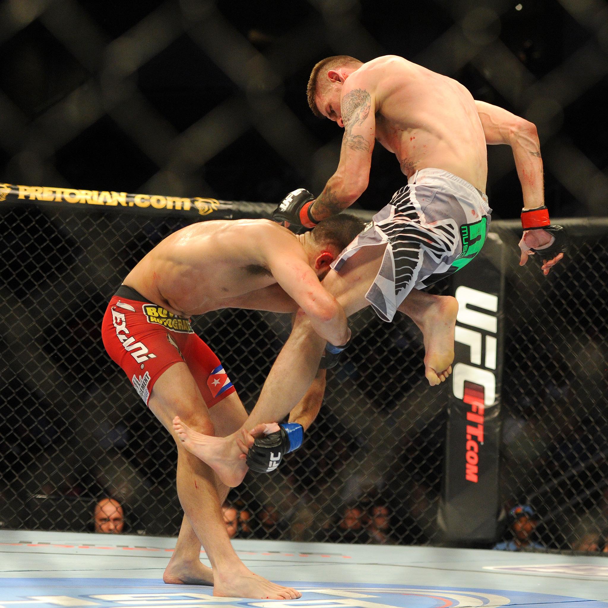 Tim Means vs. Jorge Masvidal