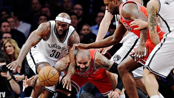 Bulls/Nets