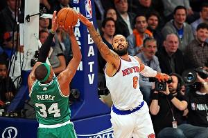 Celtics/Knicks