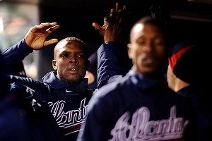 Justin Upton, B.J. Upton