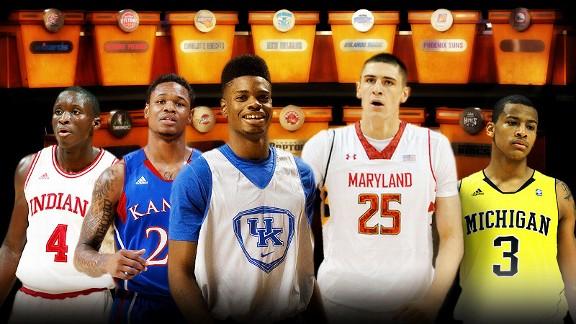 2013 NBA draft - ESPN Insider's NBA lottery team draft guides