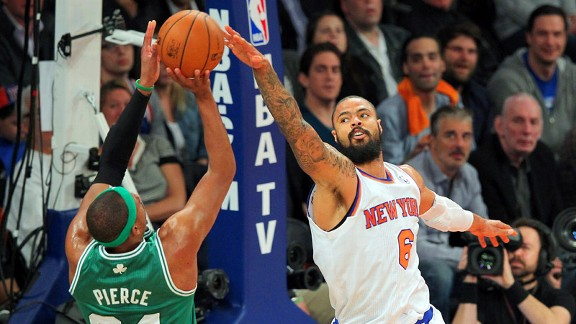Paul Pierce, Tyson Chandler