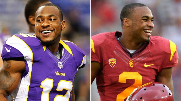 Percy Harvin and Robert Woods