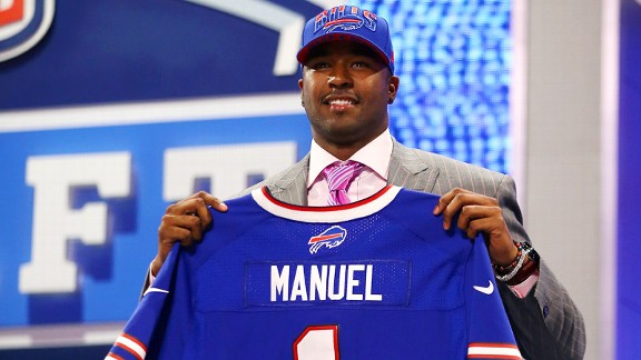 Doug Marrone era hinges on EJ Manuel