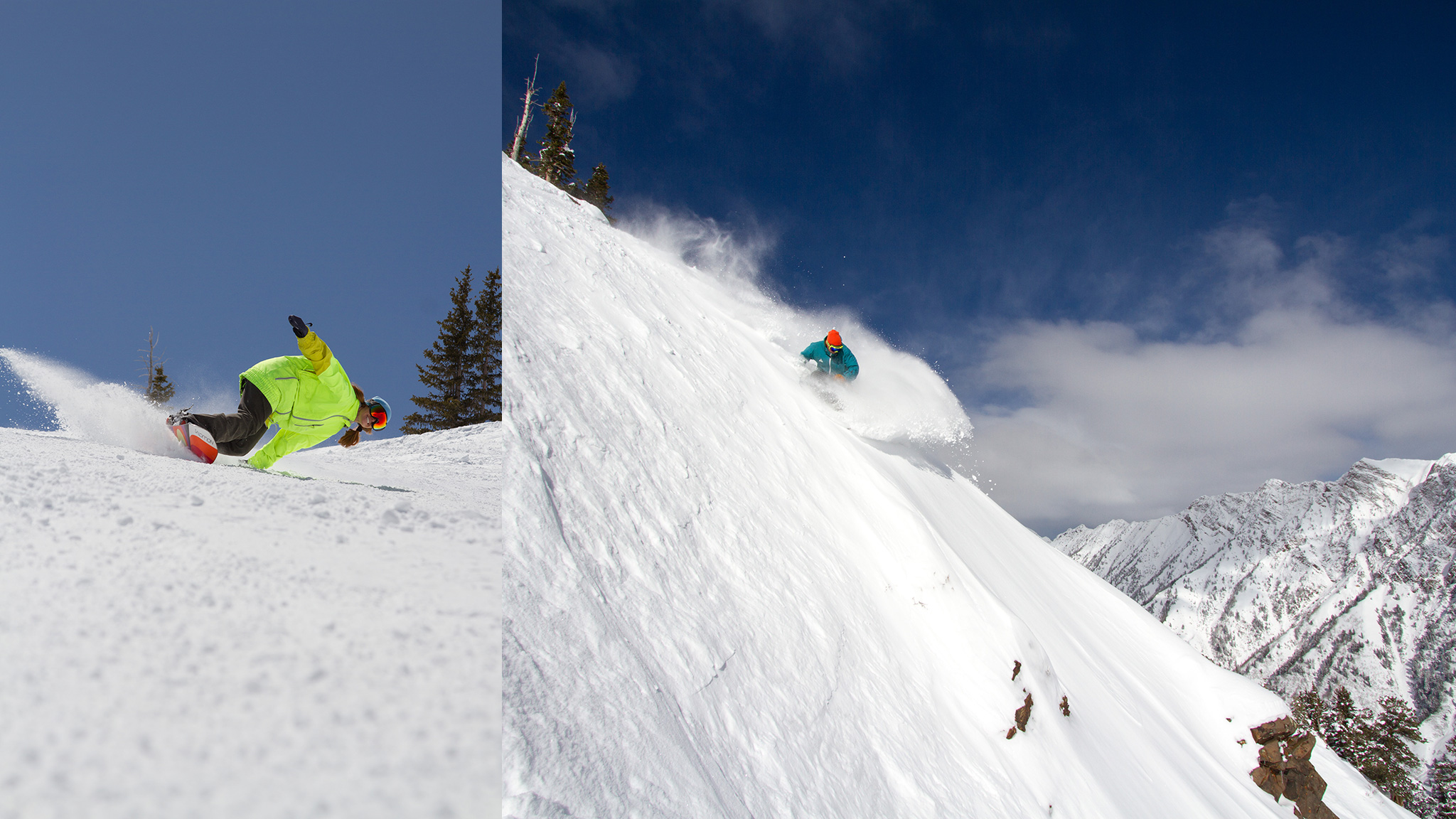 On April 29, Snowbird will be the only resort in Utah left to ride at this season. The resort will run seven days a week until May 12 and then be open Friday to Sunday until Memorial Day. Bring in a 2012-13 season pass from anywhere and ski for 42.