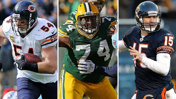 Post-draft storylines in the NFC North