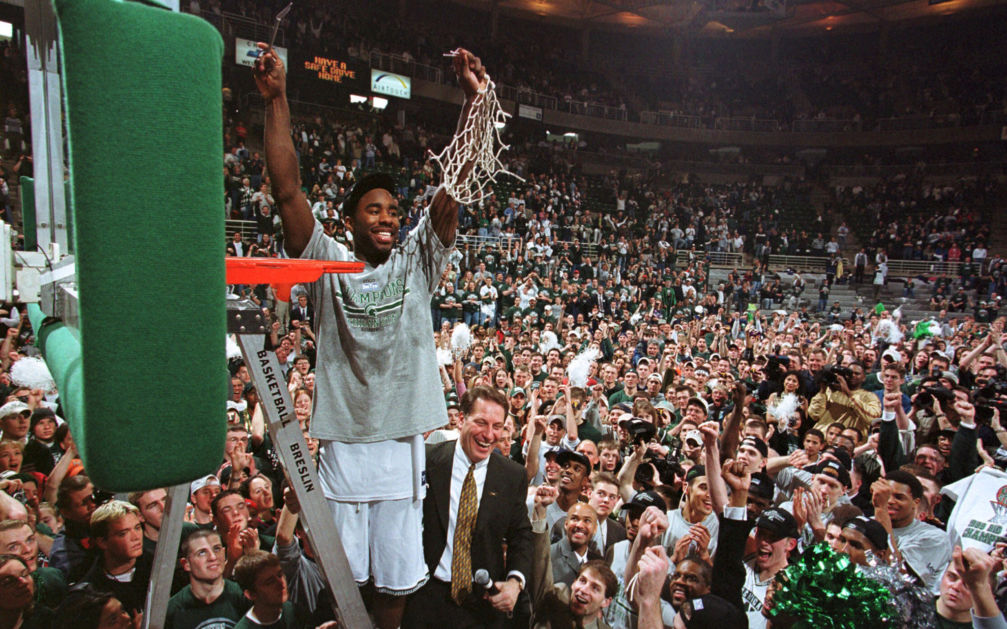 Mateen Cleaves, guard