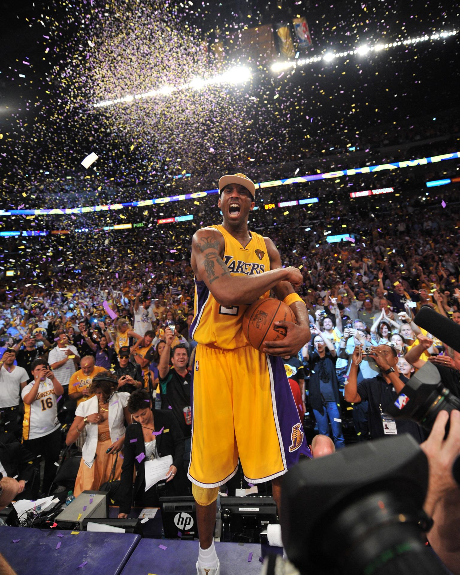 Kobe Bryant - Kobe Bryant's Life in Photos - ESPN