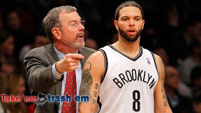 Carlesimo/Williams