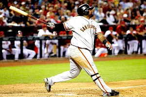 San Francisco's Pablo Sandoval