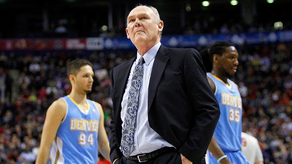 NBA - Denver Nuggets dump George Karl but will they be any better? - ESPN