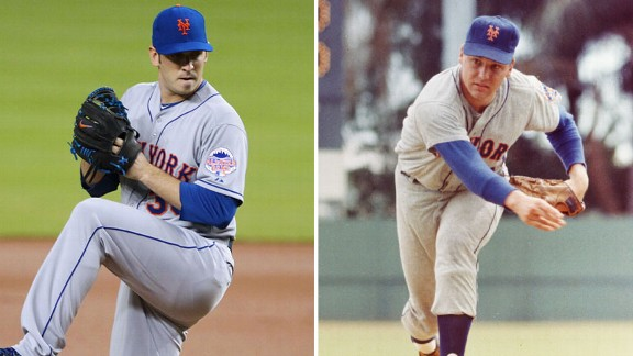 Matt Harvey, Tom Seaver