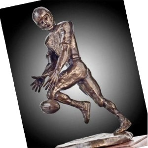 Lowsman Trophy, given to the NFL draft's Mr. Irrelevant