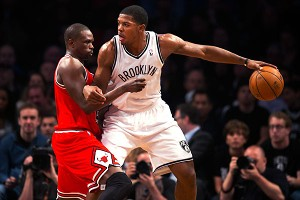 Luol Deng and Joe Johnson