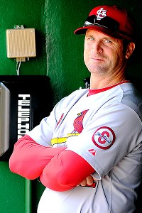 St. Louis' Mike Matheny