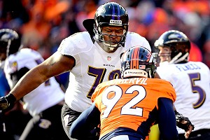 Baltimore's Bryant McKinnie