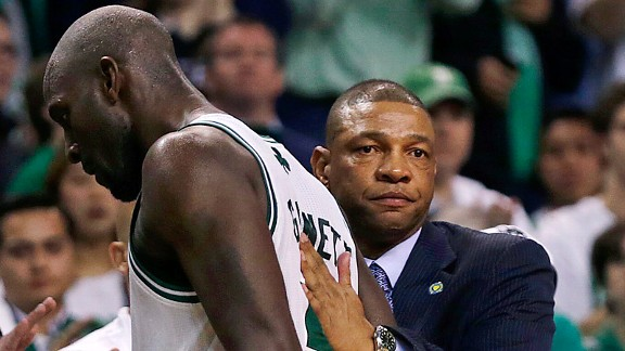 Kevin Garnett, Doc Rivers