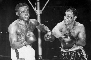 Rocky Marciano, Ezzard Charles