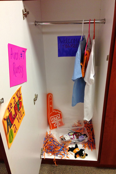 Tennessee Locker