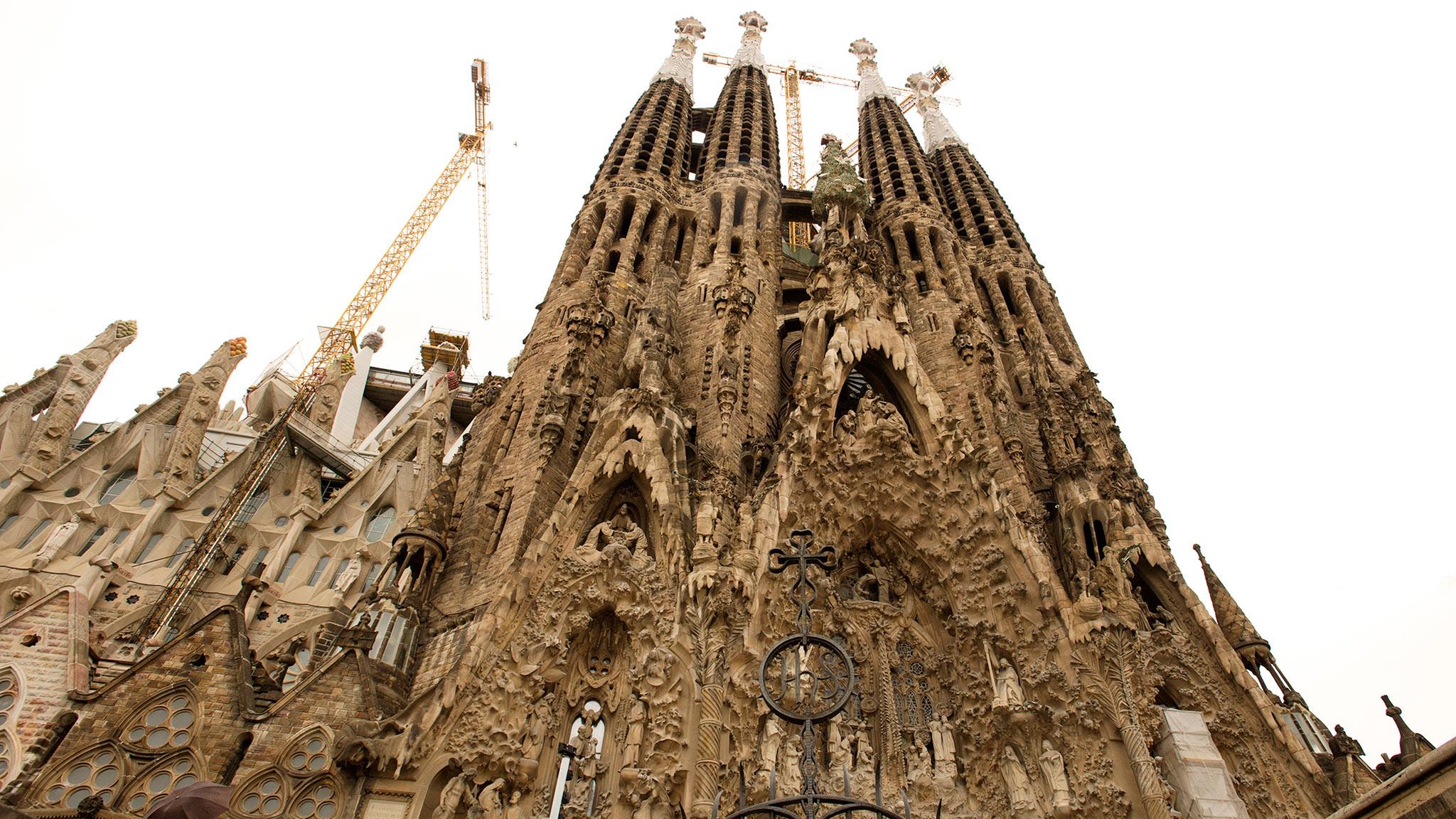 Barcelona Spain  city pictures gallery : Bird's Eye View: Barcelona, Spain X Games