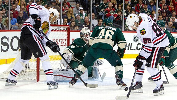 Blackhawks, Wild